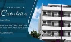 Residencial Castanheiras - Apartamento na Vila Vitória em Mauá