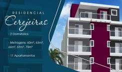 Residencial Cerejeiras - Apartamento na Vila Vitória em Mauá