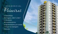 Residencial Paineiras - Apartamento na Vila Vitória em Mauá