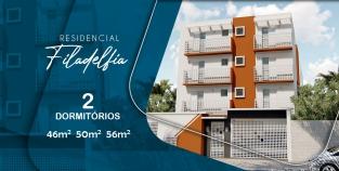 Residencial Filadelfia - Apartamento na Vila Bocaina em Mauá
