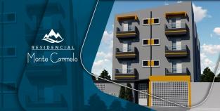 Residencial Monte Carmelo - Apartamento na Vila Bocaina em Mauá