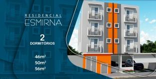 Residencial Esmirna - Apartamento na Vila Bocaina em Mauá