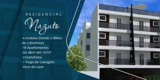 Residencial Nazuto - Apartamento na Vila Vitória em Mauá