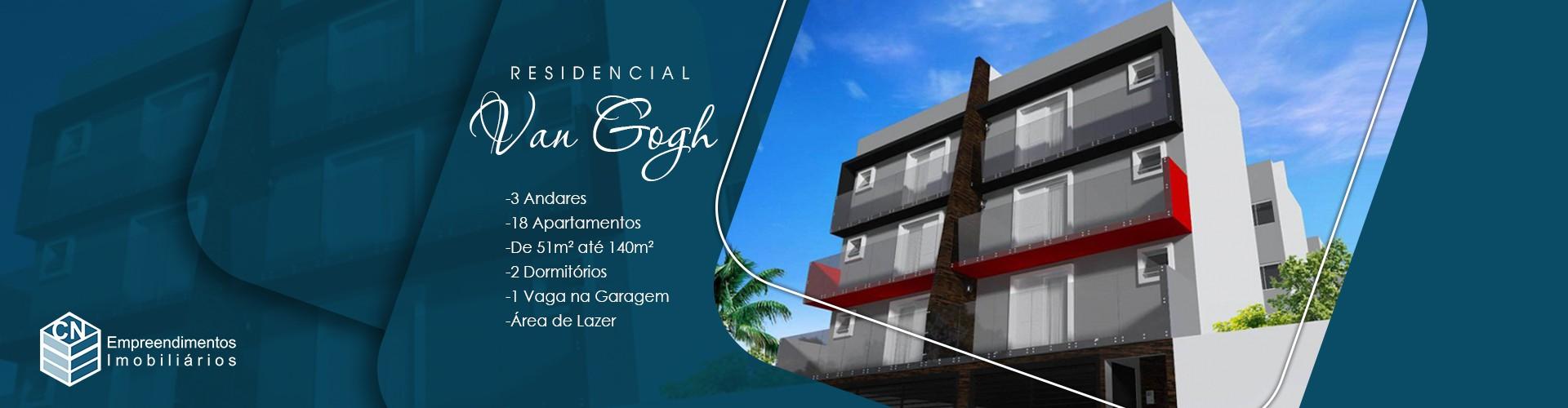 Residencial Van Gogh - Últimas unidades na Vila Bocaina em Mauá