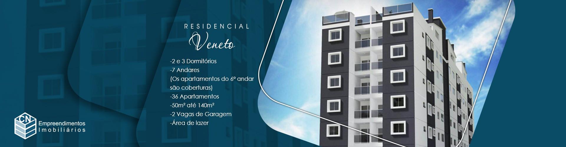 Residencial Veneto - Apartamento na Vila Vitória em Mauá