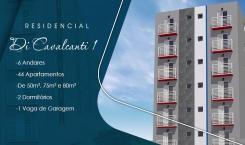 Residencial Di Cavalcanti 1 - Apartamento na Vila Guarani em Mauá