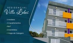 Residencial Villa Lobos - Apartamento na Vila Assis em Mauá