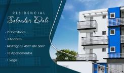 Residencial Salvador Dali - Apartamento na Vila Vitória em Mauá