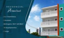 Residencial Aroeiras - Apartamento na Vila Assis em Mauá
