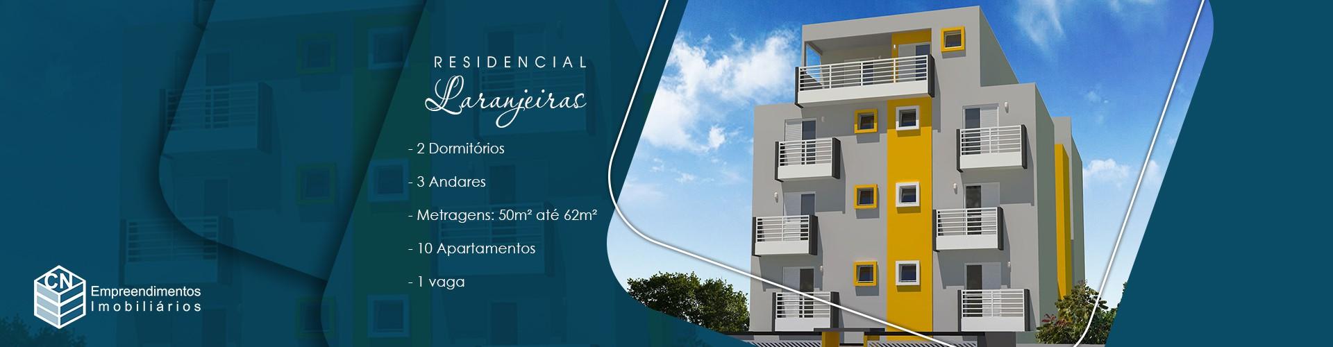 Residencial Laranjeiras - Apartamento na Vila Bocaina em Mauá