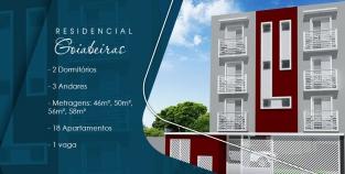 Residencial Goiabeiras - Apartamento na Vila Bocaina em Mauá