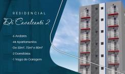 Residencial Di Cavalcanti 2 - Apartamento na Vila Guarani em Mauá