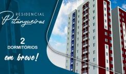 Residencial Pitangueiras – Apartamento na Vila Vitória em Mauá