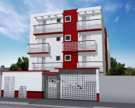 Residencial Pablo Picasso - Apartamento na Vila Bocaina em Mauá
