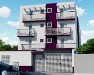 Residencial Éfeso - Apartamento na Vila Assis em Mauá